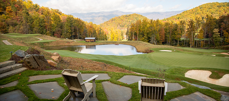 Balsam Mountain Preserve Clubhouse
